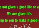 Thomas S. Foley's quote #1