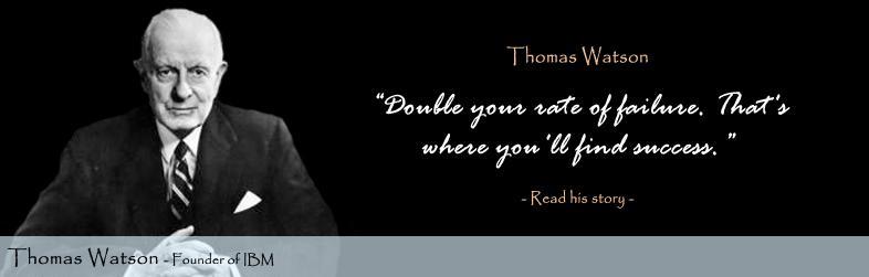 Thomas Watson, Jr.'s quote #5