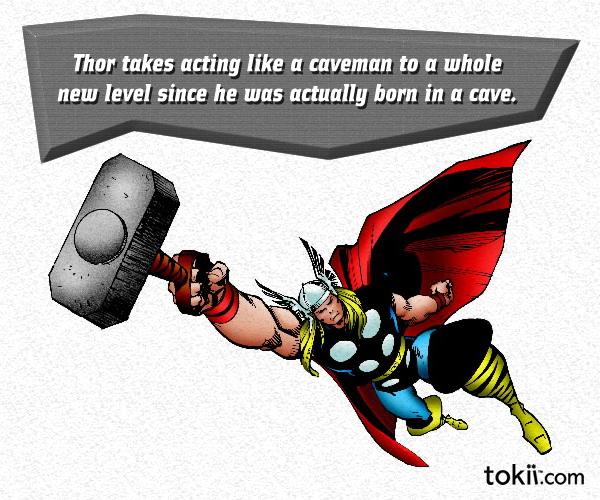 Thor quote #1