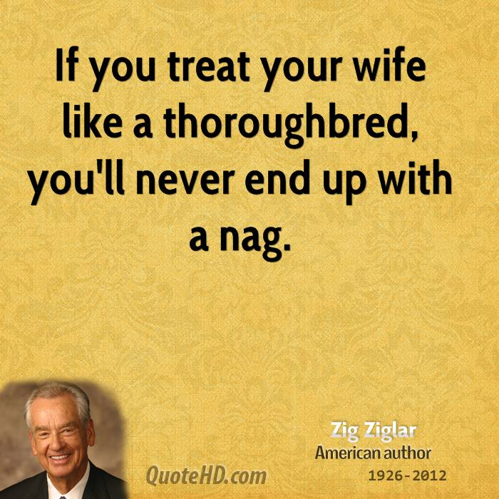 Thoroughbred quote #1
