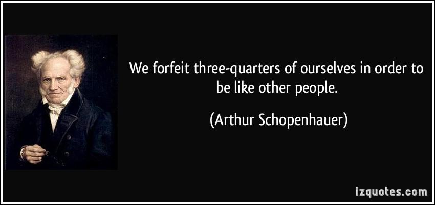 Three-Quarters quote #1