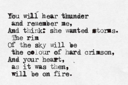 Thunder quote #3