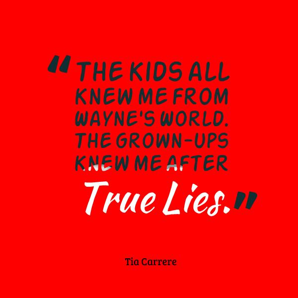 Tia Carrere's quote #2
