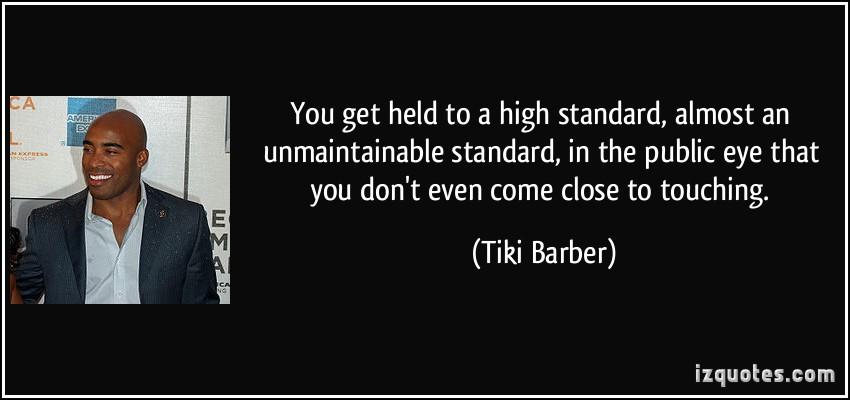 Tiki Barber's quote #3