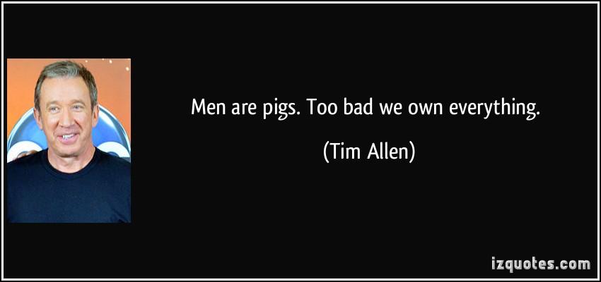 Tim Allen's quote #1