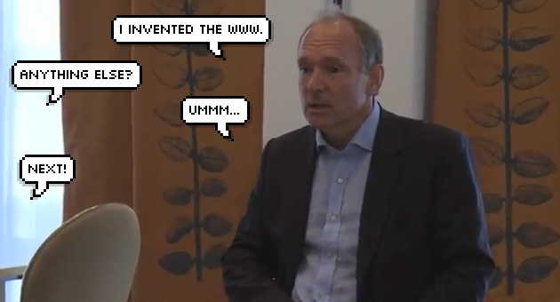 Tim Berners-Lee's quote #3