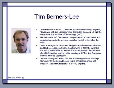 Tim Berners-Lee's quote #6