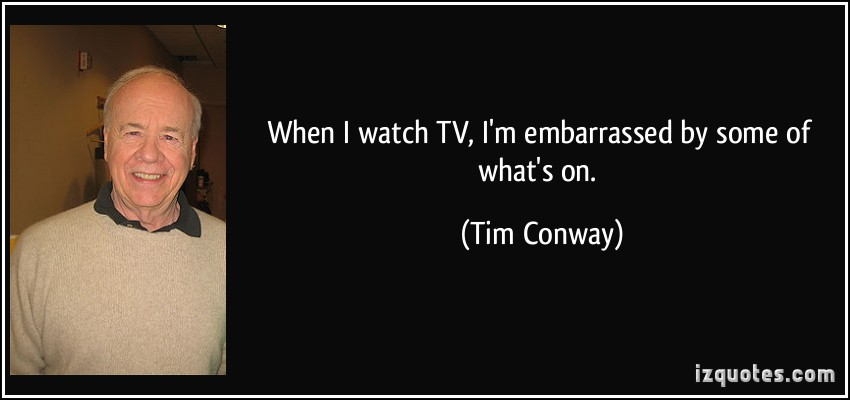 Tim Conway's quote #7