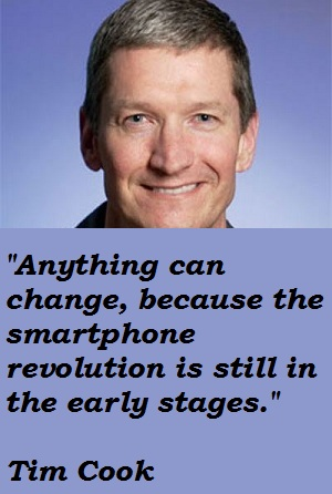 Tim Cook's quote #5