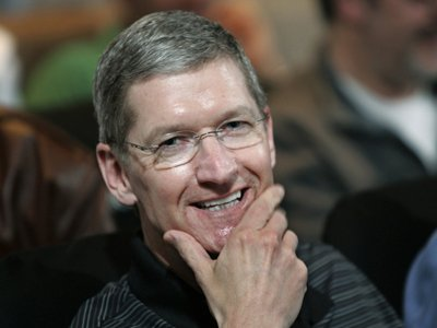 Tim Cook's quote #7