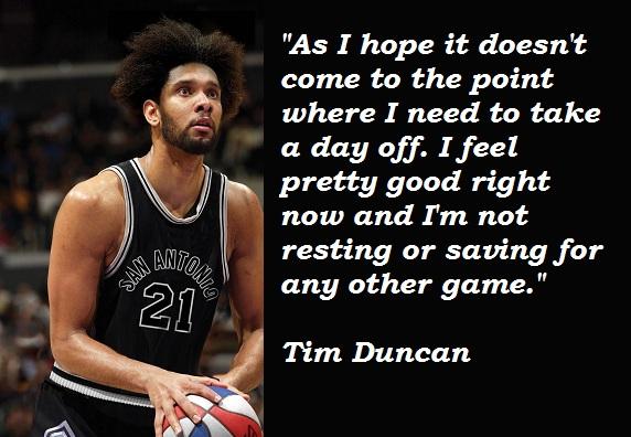 Tim Duncan's quote #4
