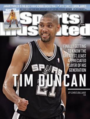 Tim Duncan's quote