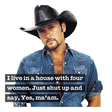 Tim McGraw's quote #4