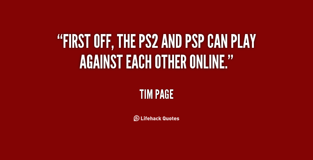 Tim Page's quote #6