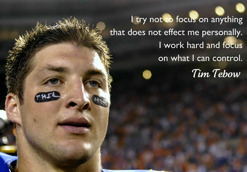Tim Tebow's quote #5