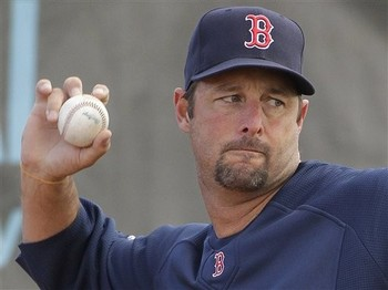 Tim Wakefield's quote