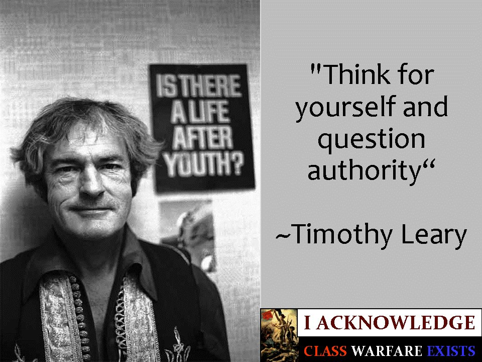 Timothy Leary's quote #5