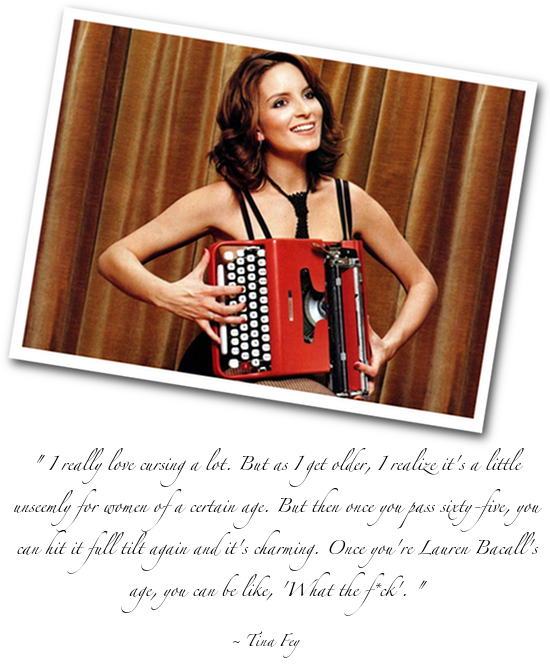 Tina Fey's quote #1