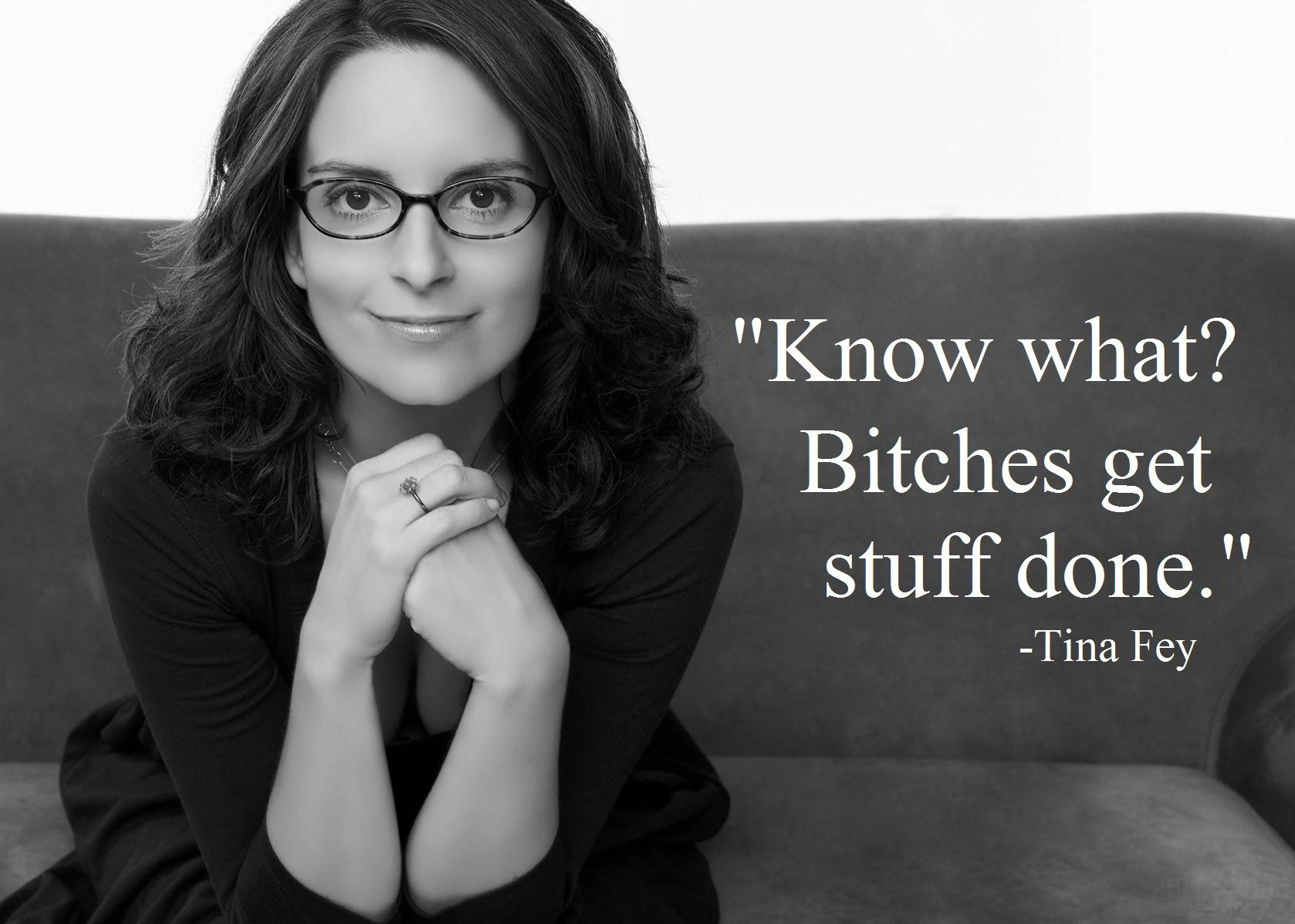 Tina Fey's quote #2
