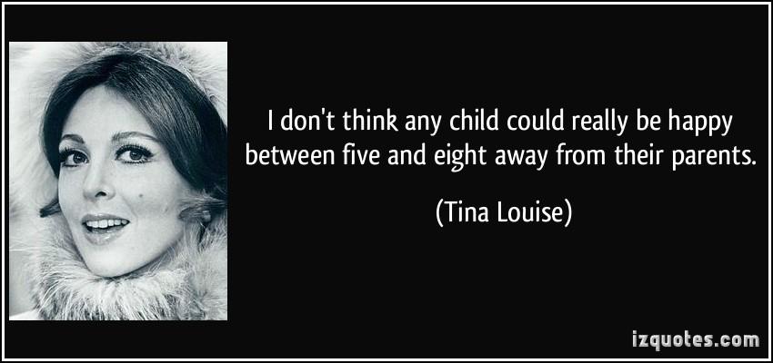 Tina Louise's quote #7