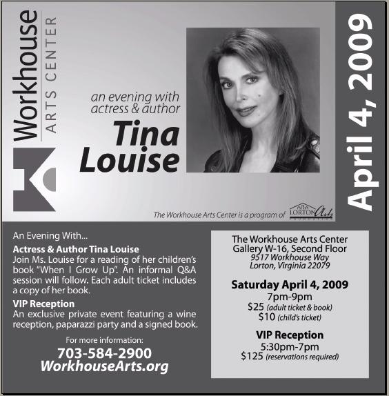 Tina Louise's quote #5