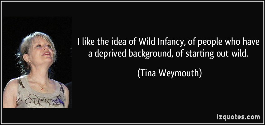 Tina Weymouth's quote #2