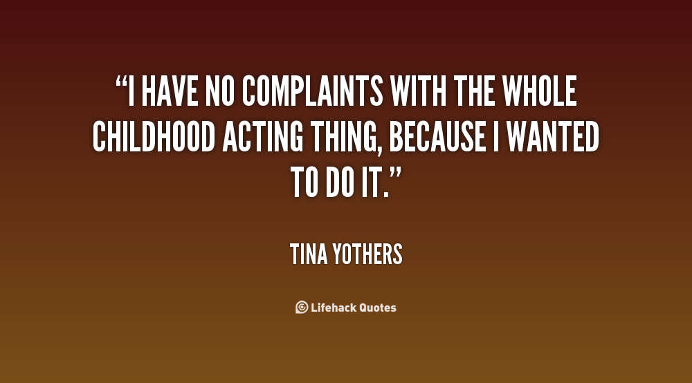 Tina Yothers's quote #4