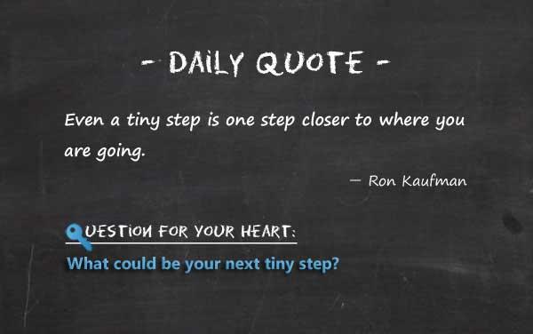 Tiny quote #4