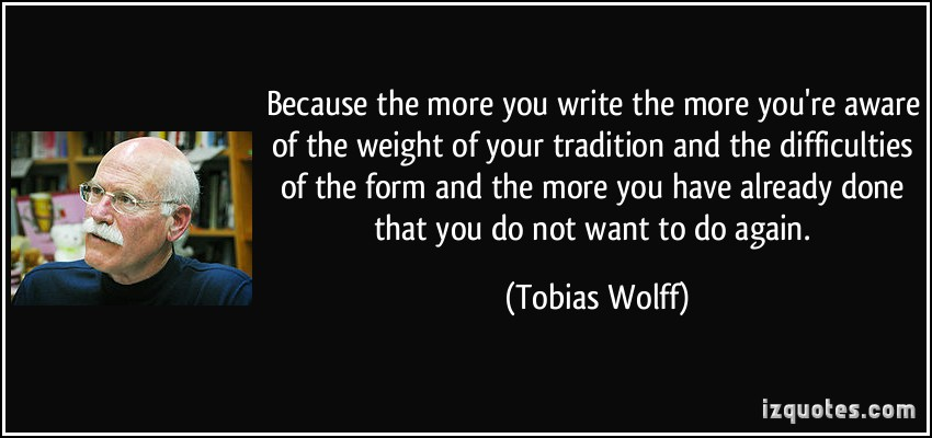 Tobias Wolff's quote #6