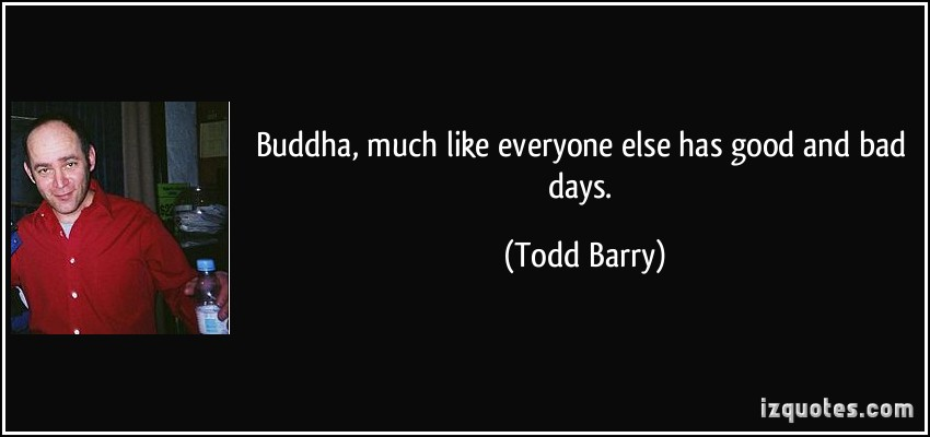 Todd Barry's quote #2