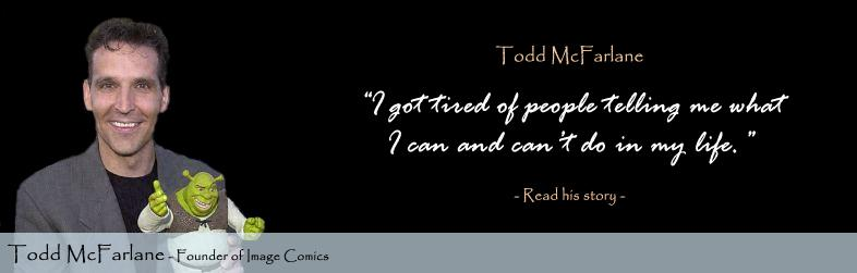 Todd McFarlane's quote #3