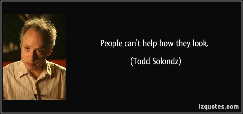 Todd Solondz's quote