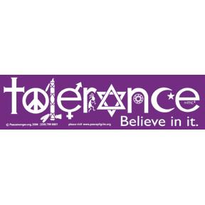 Tolerant quote #2
