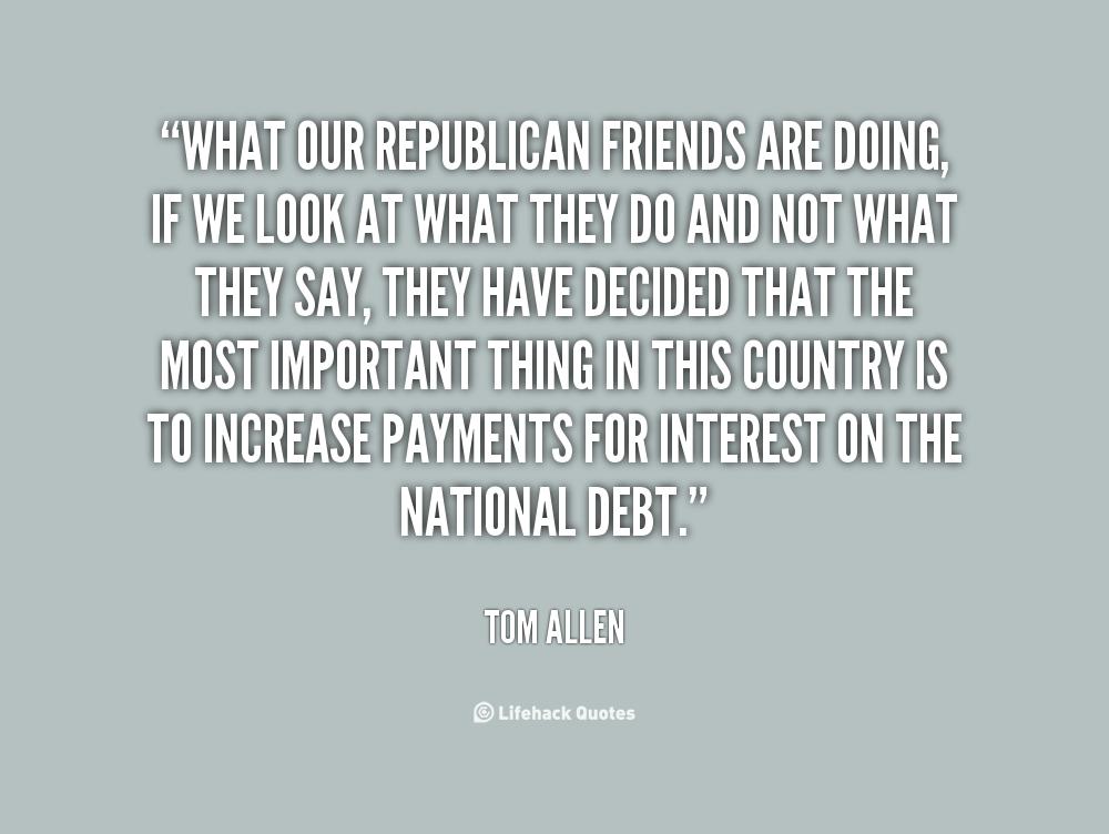 Tom Allen's quote #7