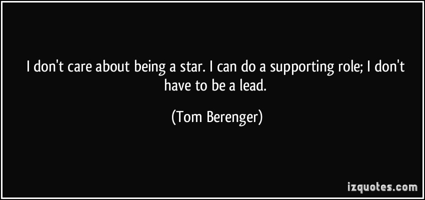 Tom Berenger's quote #3
