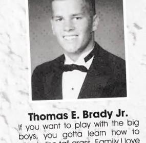 Tom Brady's quote #1