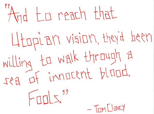 Tom Clancy's quote #6
