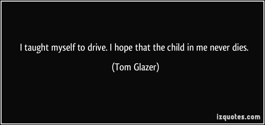 Tom Glazer's quote #5