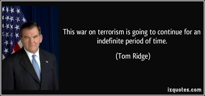 Tom Ridge's quote #3