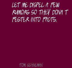 Tom Schulman's quote #1