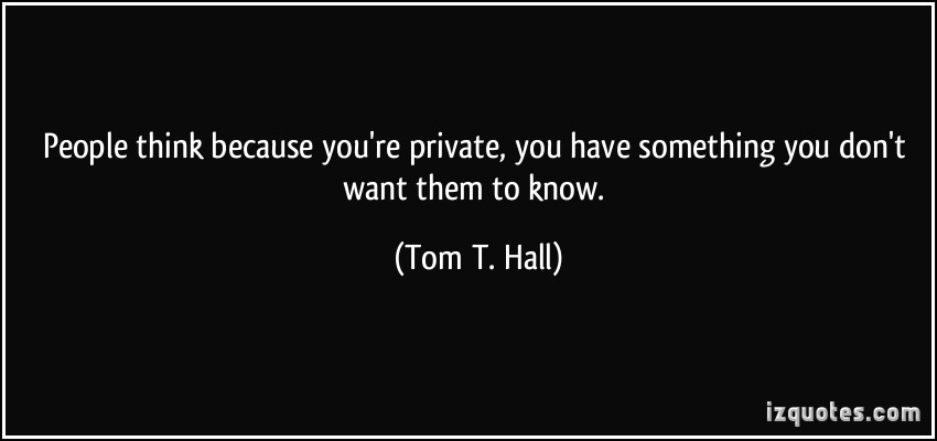 Tom T. Hall's quote #3