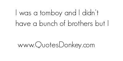 Tomboy quote #3
