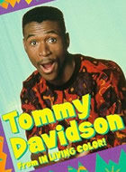 Tommy Davidson's quote #2