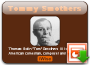 Tommy Smothers's quote #2