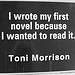 Toni Morrison's quote #7