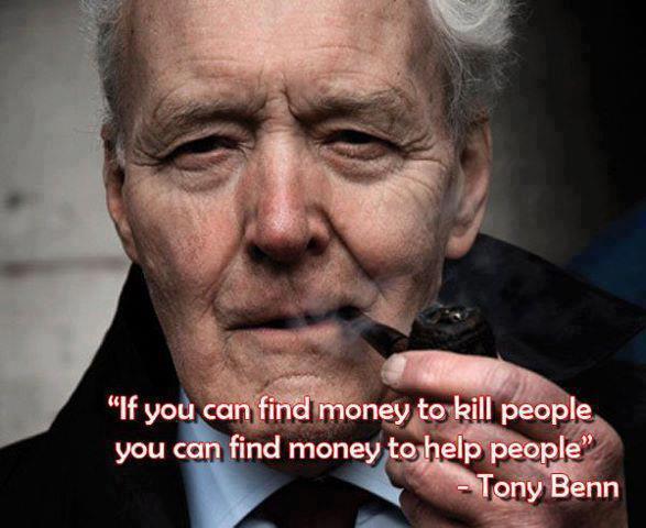 Tony Benn's quote #1