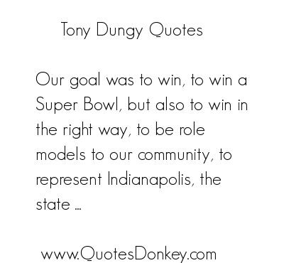 Tony Dungy's quote #3