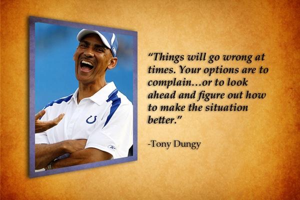 Tony Dungy's quote #6