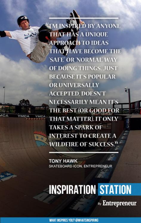 Tony Hawk's quote #2