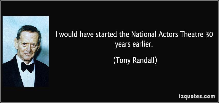 Tony Randall's quote #6